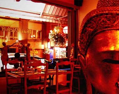 Restaurant thaïlandais