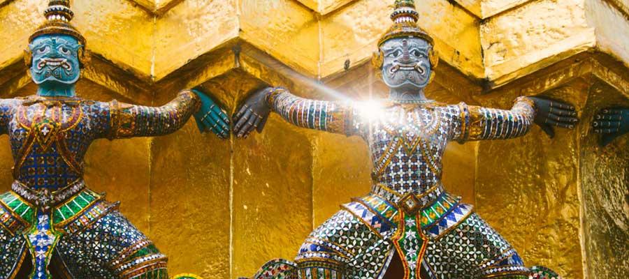 Visiter la Thaïlande